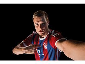 adidas FCB Trikot 5 Badstube