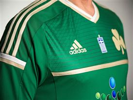 PAO FC Home Kit 2014-15 - Detail 3