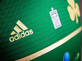 PAO FC Home Kit 2014-15 - Detail 1