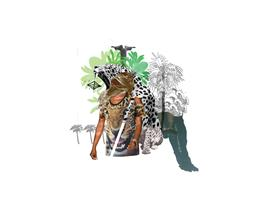 adidasOriginalsSeries EVE WILDLIFEMETROPOLIS Illustration AtelierConradi