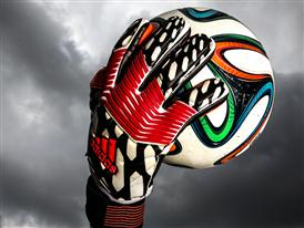 Predator Zones goalkeeper gloves