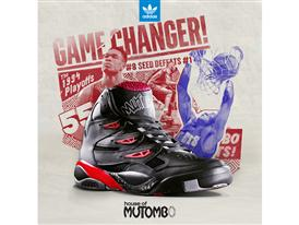 adidas Originals Mutombo 8