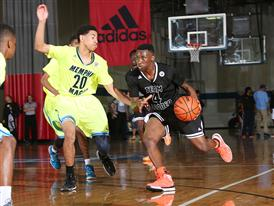 Cedric Wiggins - Adidas Gauntlet Indy (Day 1)