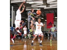 Damontre Jefferson (2) - Adidas Gauntlet Indy (Day 2)
