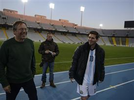 Fernando Meirelles and Messi