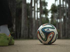 brazuca Around the World: Brazil -- adidas Football 3