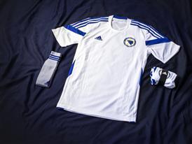 Fed Kits Bosnia Away 1