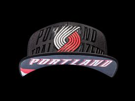 adidas NBA Draft Hat - TrailBlazers