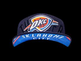 adidas NBA Draft Hat - Thunder