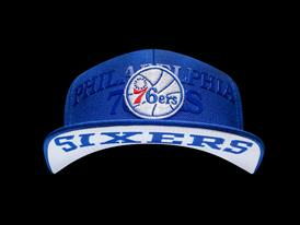 adidas NBA Draft Hat - Sixers