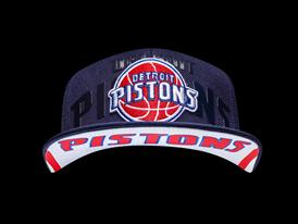 adidas NBA Draft Hat - Pistons