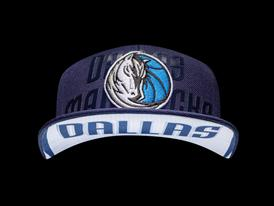 adidas NBA Draft Hat - Mavericks