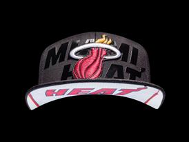 adidas NBA Draft Hat - Heat