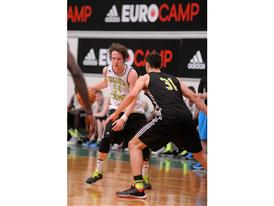 Dmitry Kulagin adidas eurocamp 2014