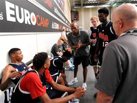 Jerry Stackhouse adidas eurocamp 2014