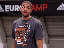 Nicolas Batum adidas eurocamp2014 01