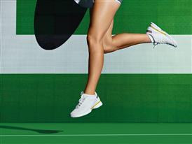 TE Key Model Wimbledon-Footwear
