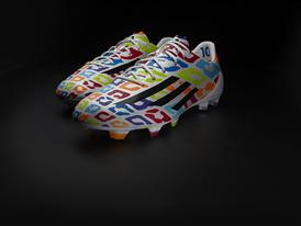 Messi Birthday boots 3