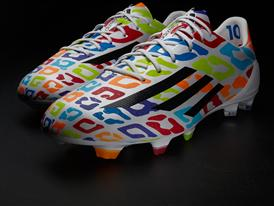 Messi Birthday boots 5