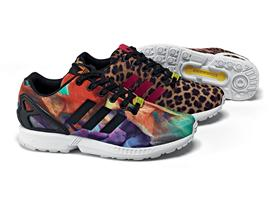 ZX Flux Women's Print Pack 1