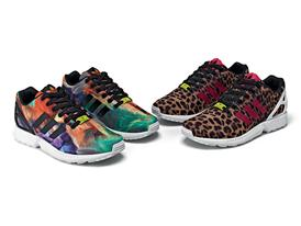 ZX Flux Women's Print Pack 3
