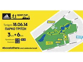 4th adidas Open Run_Parko Tritsi_map