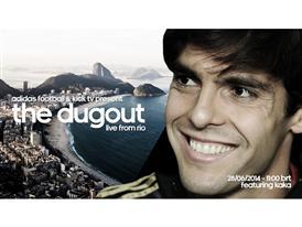 Kaka va fi protagonistul show-ului adidas de la Cupa Mondiala FIFA 2014 din Brazilia