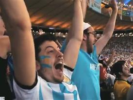 The World Cup Report with Christopher Mintz-Plasse - #allin or nothing -- adidas Football