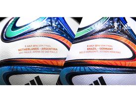Brazuca Netherlands - Argentina 6