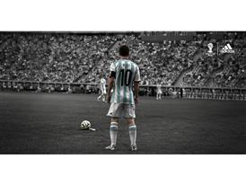 Messi Semifinals