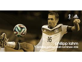 Brazuca Golden Awards Nominee Lahm