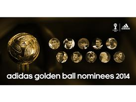 Brazuca Golden Awards Group Image