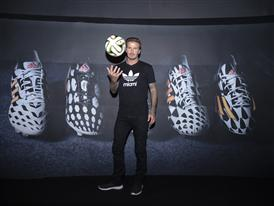 David Beckham singles out Colombian superstar James Rodriguez as one of the players of the 2014 FIFA World Cup Brazil™
