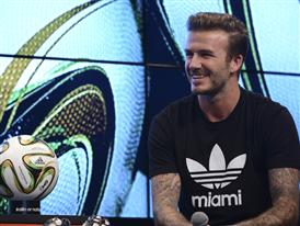 The Dugout with guest David Beckham