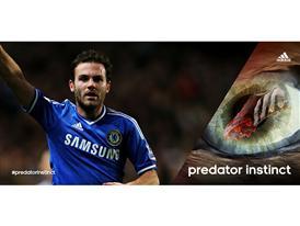 adidas sărbătorește cea de-a 20-a aniversare a ghetelor iconice Predator cu noua gamă  'Predator Instinct'