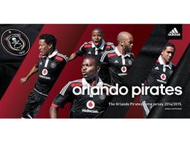 adidas Orlando Pirates 2014