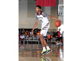 Brandon Ingram - adidas Super 64 - day 1- 2766
