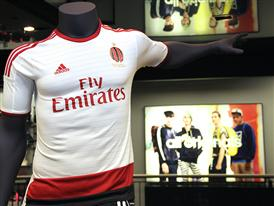 AC Milan Away 12