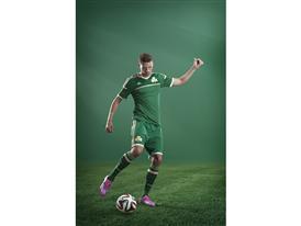 adidas PAO FC 2014-15 Home Berg 2