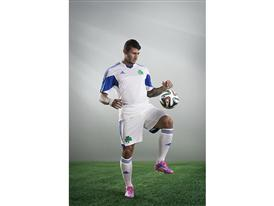 adidas PAO FC 2014-15 Third Karelis 2