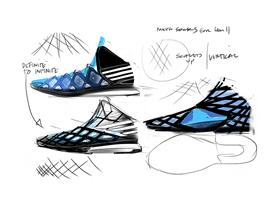 adidas Crazylight Boost Sketch 5