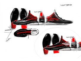 adidas Crazylight Boost Sketch 4