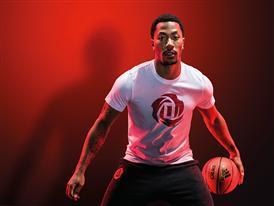 adidas Boost Derrick Rose, 9