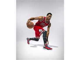 adidas Boost Derrick Rose, 4