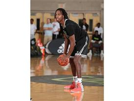 Kentrell Barkley - adidas Super 64 - Showcase Game - 2948