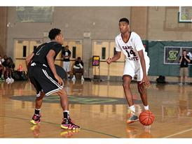 Marcus Sheffield Jr - adidas Super 64 - Showcase Game - 2949