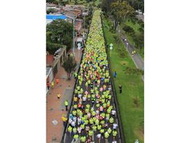 Media Maratón de Bogotá 2