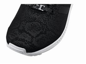 ZX Flux adidas Originals Reflective Snake Black 04