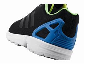 ZX Flux adidas Originals Reflective Snake Black 06