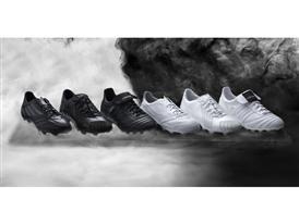 Black / White Boots (Copa Mundials, f50, predator)